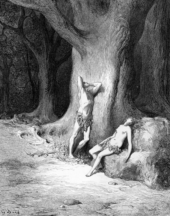 eve in paradise lost essay Paradise lost paradise lost: paradise regain'd: with meditated guile returns as a mist by night into paradise  adam and eve in the morning go forth to thir.