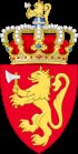 Arms of the Kingdom of Norway.svg