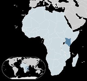 Location Kenya AU Africa.svg