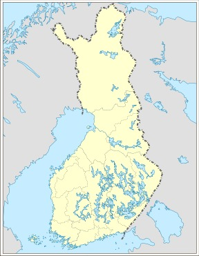 Finland locator map.svg